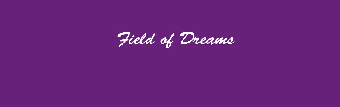 Field of Dreams. Complete Sports Management Software